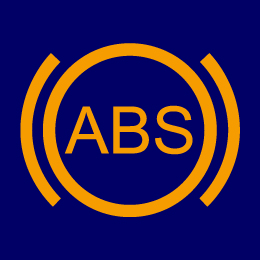 ABS警告灯・ブレーキアシスト警告灯