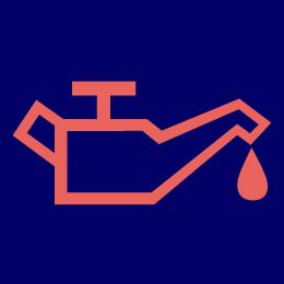 油圧警告灯(エンジンオイルランプ)