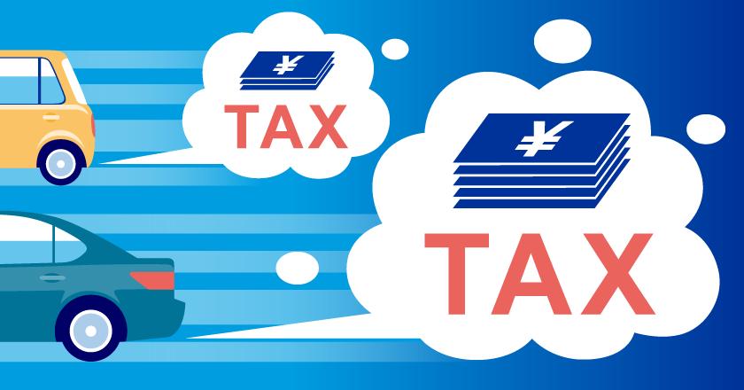 一覧 自動車 税